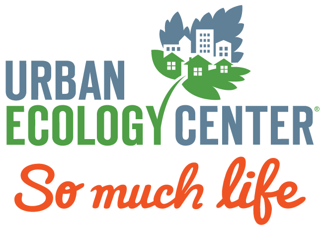 Urban Ecology Center So Much Life logo